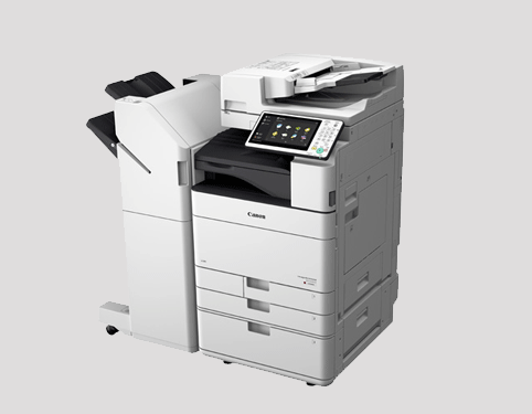 imageRUNNER ADVANCE C5500 all in one printer rental lease manchester burnley blackburn
