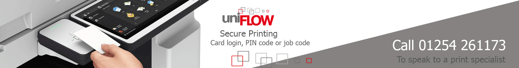 canon uniflow quotation